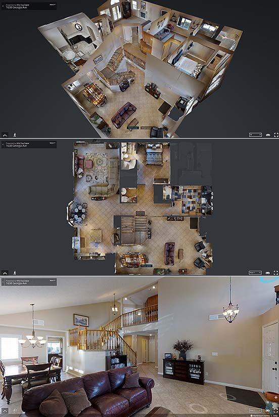 3D Matterport Virtual Tour